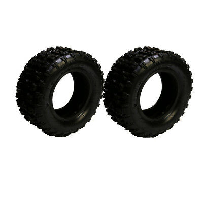 2 of 13x5.00 - 6 inch Tyre Tire + TUBE ATV QUAD Gokart Scooter Buggy Mower Sunl