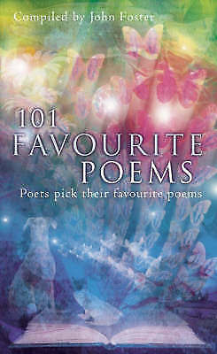 , 101 Favourite Poems, Very Good Book