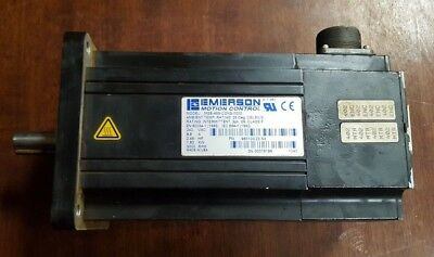 Emerson Mge-455-Cons-0000 960100-23 A3 2.46Hp 1.83Kw Motor (U12.2)
