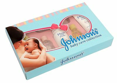 Johnson's complete Baby Care Kit - Set of 7 gift