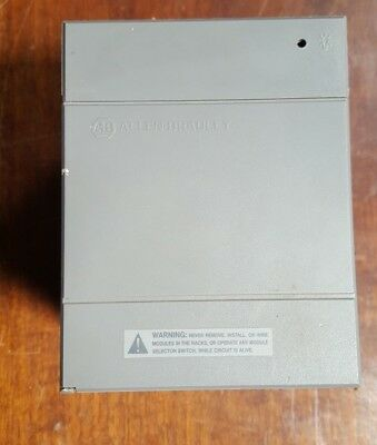 Allen Bradley 1746-P4 A Slc500 Power Supply (U8.3)