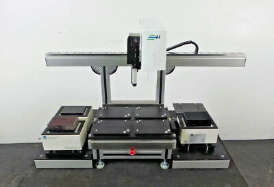 Hudson Robotics SOLO Robotic Benchtop Pipettor with 3 echotherm baths