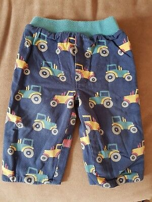 Boys Kite Trousers 6-12 Months Like Frugi