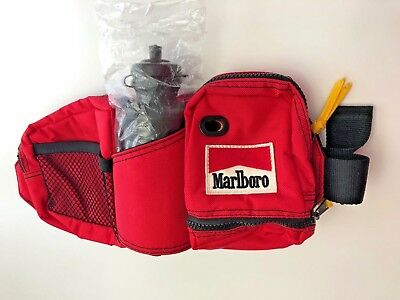 Marlboro Fanny Pack With Water Bottle-Unused