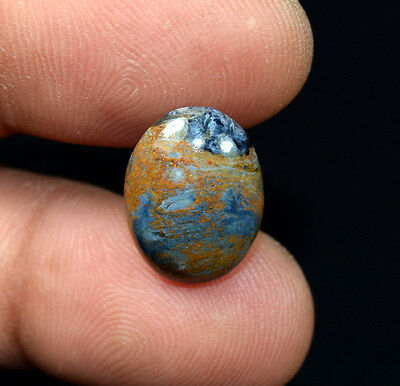 5.90 Cts. 100 % Natural Chatoyant Pietersite Oval Cabochon Loose Gemstones