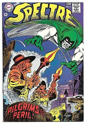 The Spectre #6 VF (8.0) Great book!