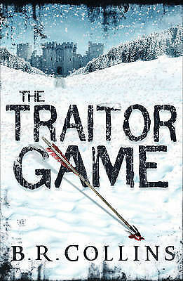 The Traitor Game by B. R. Collins (Paperback) Book