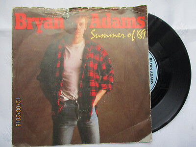 Single Von  Bryan  Adams  Summer Of ´69     The Best Was  Yet  To Come