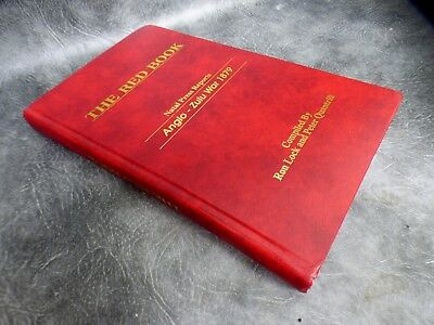 The Red Book, Natal Press Reports Anglo Zulu War By Ron Lock & Peter Quantrill