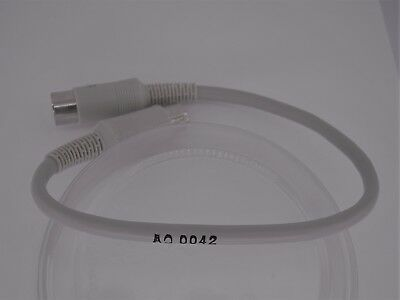 Bruel & Kjaer Type AQ-0042  7 pin DIN plug to 7 pin DIN cable, 36 cm