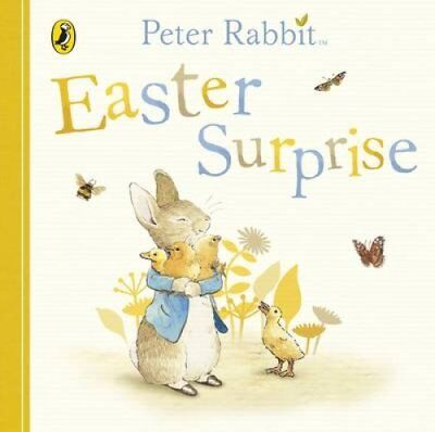 Peter Rabbit: Easter Surprise by Beatrix Potter (Board book, 2017)