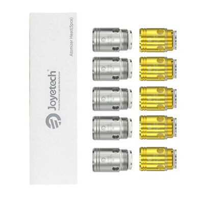 Joyetech® EX Coils | 5 PACK | Exceed Edge D19 D22 | 100% Authentic | UK STOCK