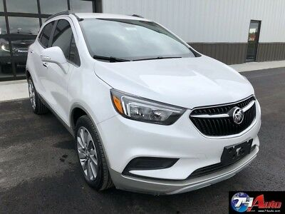 Buick Encore Preferred 2017 Preferred Used Turbo 1.4L I4 16V Automatic FWD SUV OnStar