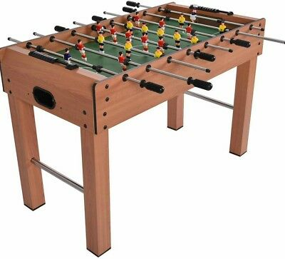 """Giantex 48"""" Foosball Soccer Competition Table Game Party Leisure Sport"""
