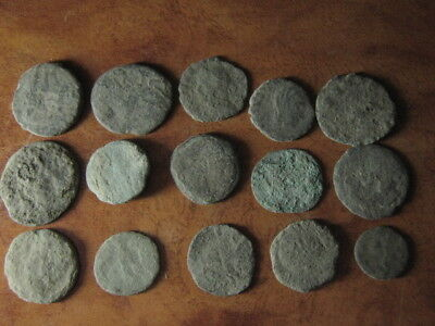 Ancient roman coins lot 55