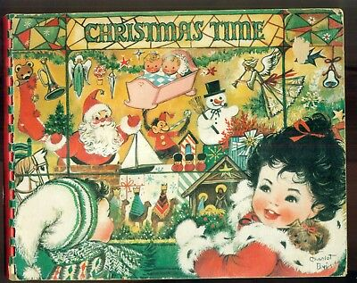 1940's Christmas Time by Hilda M. Finch Pop-Up Book