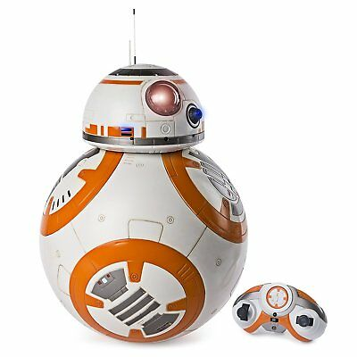 Star Wars Hero Droid BB-8 - Fully Interactive Droid New In Damaged Retail Box
