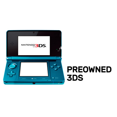 Nintendo 3DS (Refurbished by EB Games) - Nintendo 3DS - PREOWNED