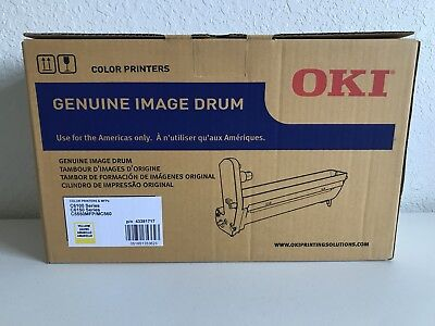 Oki Genuine Image Drum Yellow Color Printer