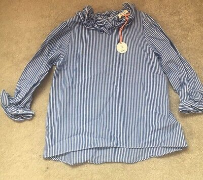 Girls Mini River Island Blouse Brand New With Tags Ages 2-3