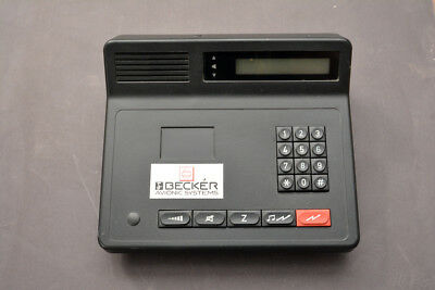 Becker Tischstation Fernbedienung FB 460 (1) VHF/AM Mikrofon remote control