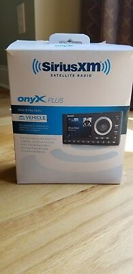 Sirius-Xm SXPL1V1 Onyx Plus Satelite Radio With Complete Vehicle Kit