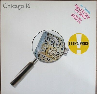 Chicago - 16 - 1982 - Vinyl - LP (12 Inch) 80er