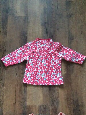 mothercare girls 12-18 months Top