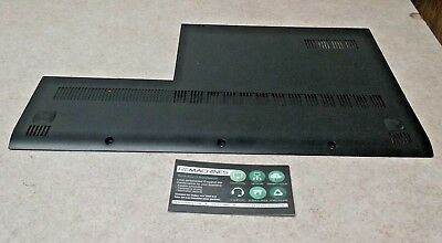 Lenovo G50-80 Memory Cover Hard Drive RAM CPU Door, TESTED, FREE SHIPPING!