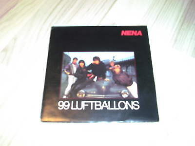 "Nena ‎- 99 Luftballons - 7"" Single Vinyl - New Wave - NDW - 80er"