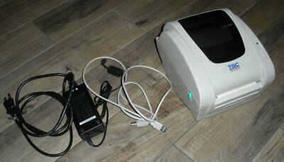 TSC TDP-245 Printer with Power Cord & USB Serial, Parallel , Direct Thermal