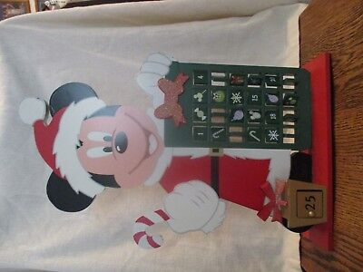 Disney Mickey Mouse 25 Days to Christmas Calendar