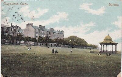 Magdalene Green & Bandstand, DUNDEE, Angus