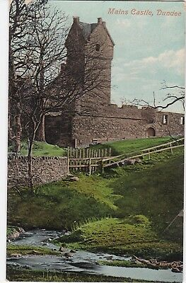 Mains Castle, DUNDEE, Angus