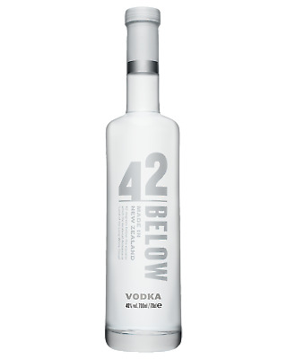 42 Below Vodka 700mL bottle