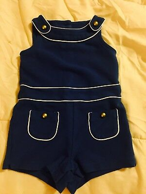 Janie and Jack designer Brand baby girl one piece outfit girls 3-6 months