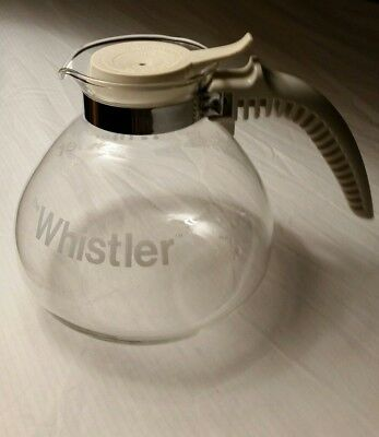 Whistler - Vintage Glass Tea Kettle