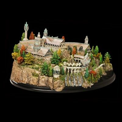 Sold Out BRAND NEW Weta Rivendell environment statue SEALED Lord of the Rings