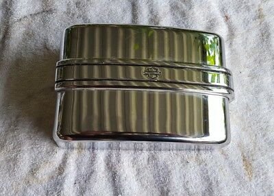Harley Dyna Fuse / Electrical Panel Chrome Cover Kit 66426-04