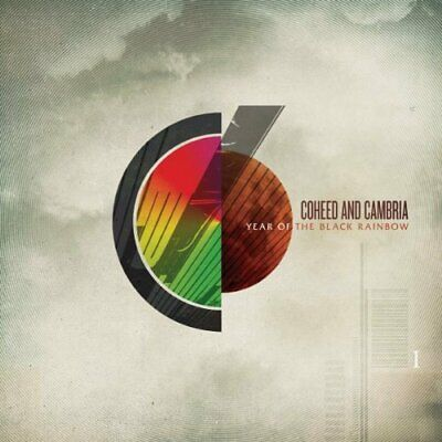 Coheed And Cambria - Year Of The Black Rainbow (... - Coheed And Cambria CD 24VG