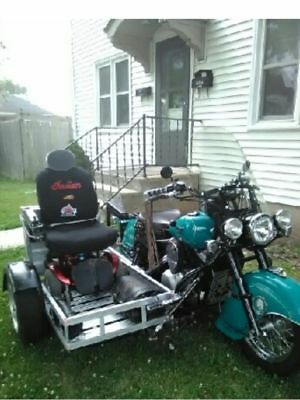2002 Custom Built Motorcycles Other  Custom Motorcycles handicap motorcycle with wheelchair