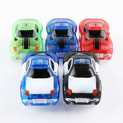 5 Track LED Car Track Replacement Toy Car Glow In The Dark Racing Track Accessar