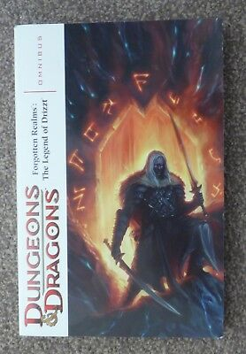 Dungeon and Dragons Forgotten Realms Legend of Drizzt Omnibus vol 1 TPB