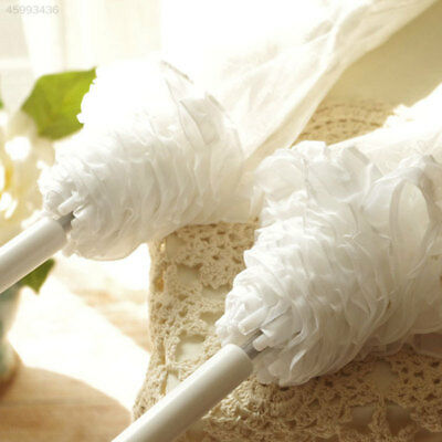 Lace Umbrella Transparent 23 Inch Dome Frilly Weeding Decoration Parasols