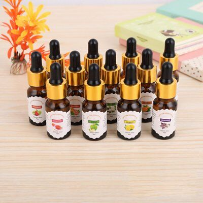 10ML Delicate Natural Plant Formula Pure Essential Oils For Aromatherapy BU