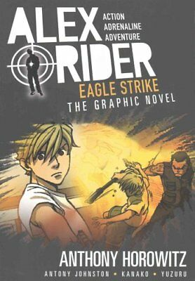 Eagle Strike Graphic Novel by Horowitz 9781406366358 (Paperback, 2016)