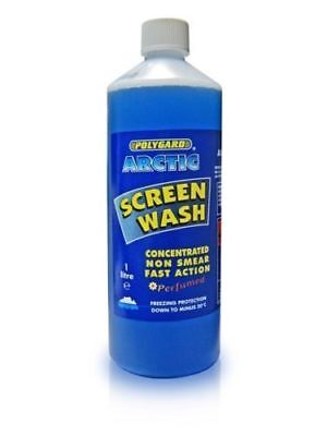Polygard MIS18200 Arctic Screenwash - 1 Litre Genuine Quality Replacement New