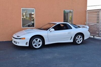 1991 Mitsubishi 3000GT VR-4 Time Capsule ONLY 2,200 MILES! 1 Owner 5 Speed Manual Minty -Original- Clean VR4