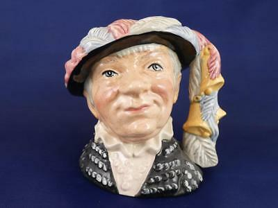 Royal Doulton Pearly Queen Small Character Jug c1987-91 (DCJ114)