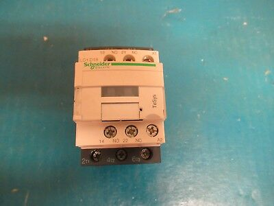 Schneider Electric Contactor Lc1 D18 120V Coil 32A A Amp Lc1 D18G7